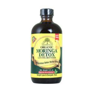 Organic Moringa Detox Bitters – 8 oz